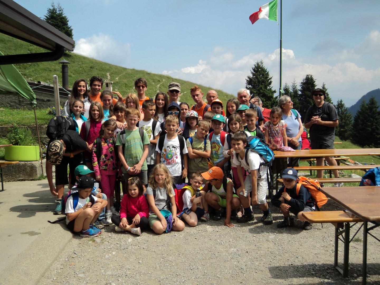 Gita rifugio Cassinelli